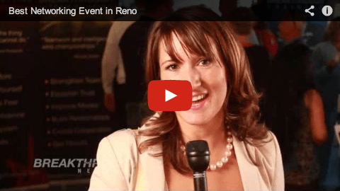Breakthrough Networking Event in Reno at Swill Coffee and Wine