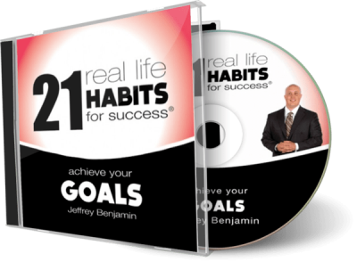 Achieve Your Goals Audiobook - Real Life Habits for Success® By Jeffrey Benjamin