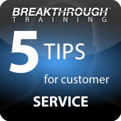 Excellent Customer Service Tips 5 Customer Service Tips