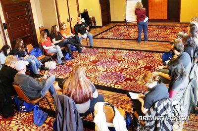 manpower team building reno breakthrough training