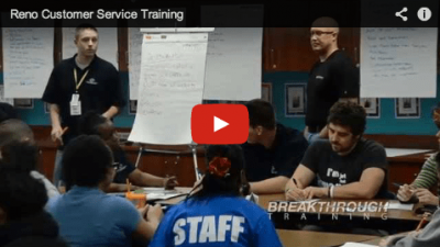 Boys and Girls Club of Truckee Meadows Customer Service Training Reviews