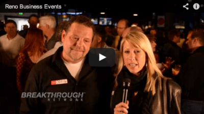 Breakthrough Networking Mixer in Reno Reviews at Flowing Tide