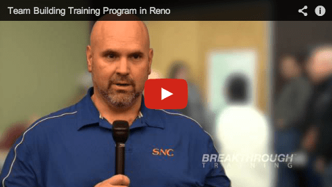 AGC Reno Leadership Program Reviews Breakthrough Training with Jeffrey Benjamin