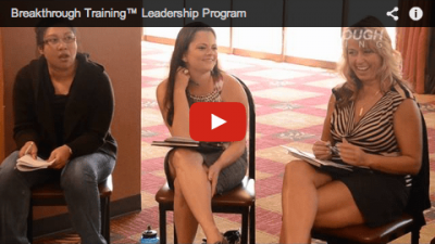 PACE Leadership Reviews Breakthrough Training