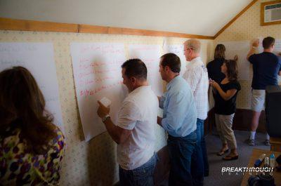 Entrepreneurs Organization Forum Retreat Goal Setting