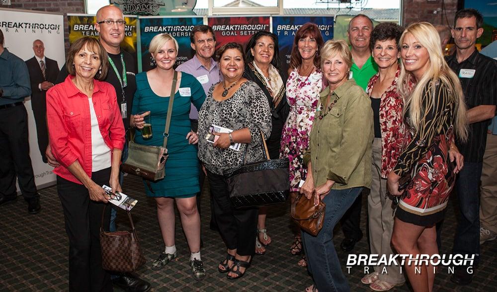 Breakthrough Networking Mixer in Reno