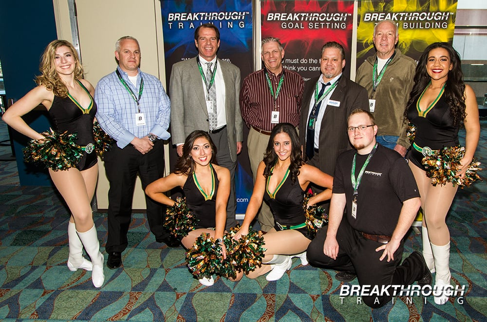 Breakthrough Networking Event Reno Bighorns Luxury Suite
