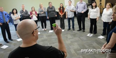 Reno Chamber Leadership program is facilitated by Jeffrey Benjamin