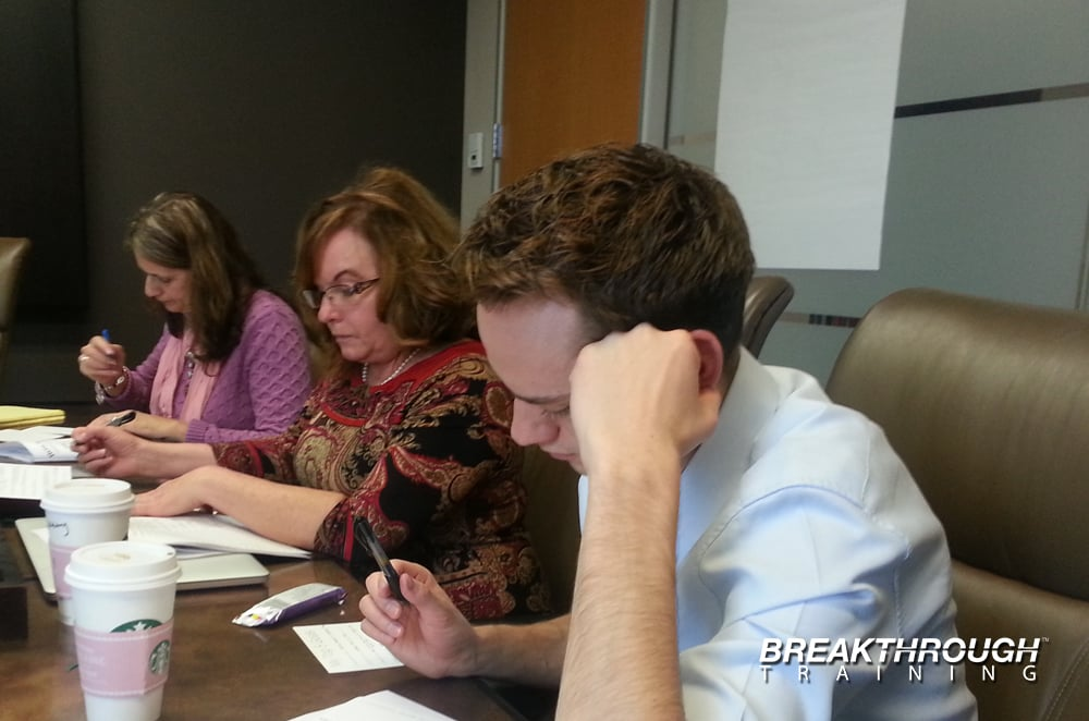 Goal Setting with Strategic HR Partners in Reno