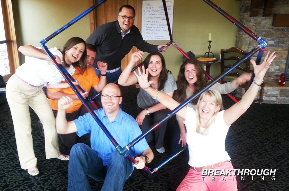 Microsoft Licensing Team Building Activities