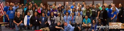 Boys & Girls Club hire Breakthrough Training for Customer Service program for employees
