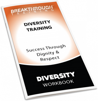 Diversity Training Workbook Breakthrough Training