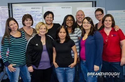Communication Skills Program with Community Services Agency