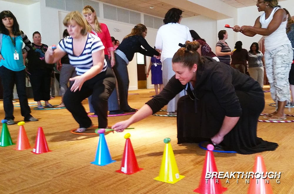 Head Start Team Building Training Program Reno