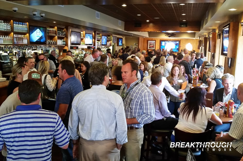 Breakthrough Networking Event in Reno