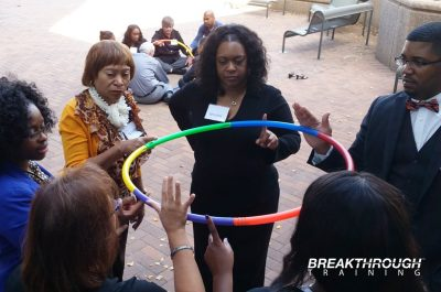 Social Security Administration District of Columbia Team Building Program
