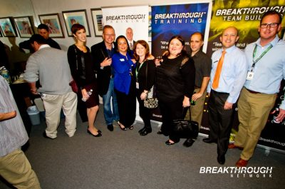 Breakthrough Networking at Swill Coffee & Wine