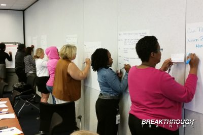 Goal Setting with Social Security Admininstration