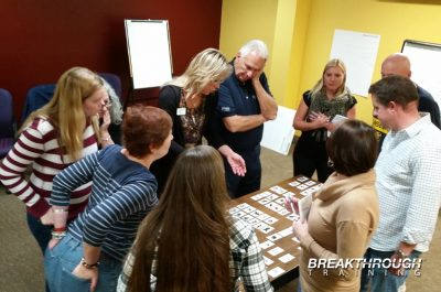 Leadership Training with Reno Chamber of Commerce
