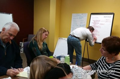 Employee Development with Reno Chamber of Commerce Staff