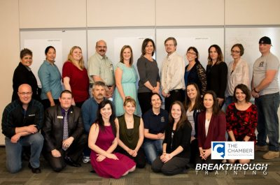 The Chamber of Commerce Leadership Program