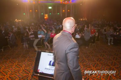 Jeffrey Benjamin Master of Ceremony Best Places to Work