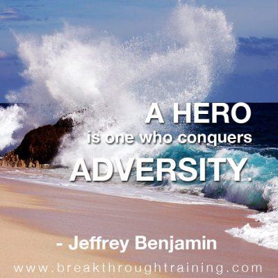 Jeffrey Benjamin happiness quote