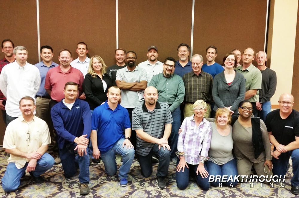 Hamilton Company Leadership Training