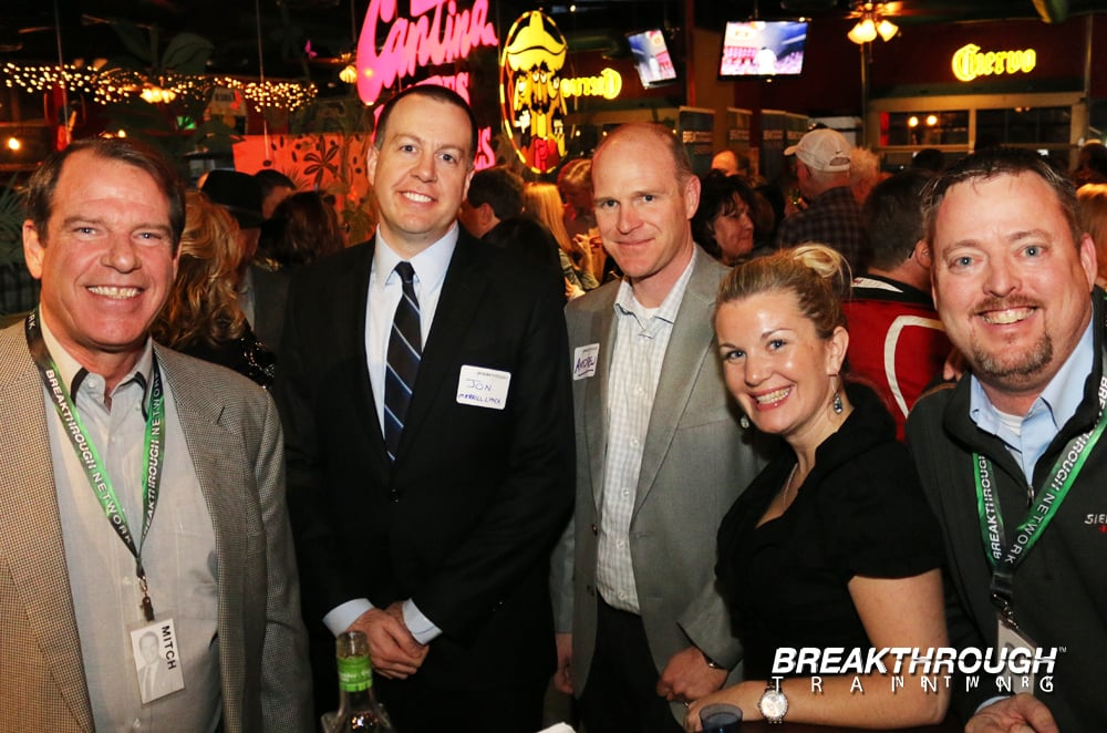 Business Mixers in Reno Networking