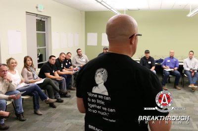 AGC leadership training series