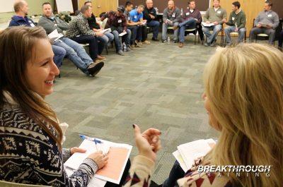Ashley Stone Breakthrough Leadership AGC