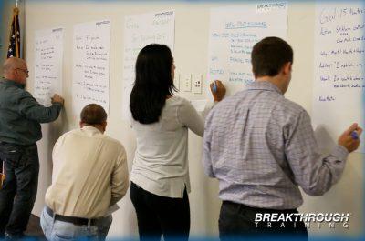 goals setting seminar