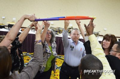 breakthrough training works with employees from circus circus in reno