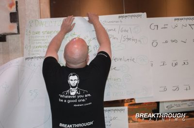 jeffrey benjamin leadership training