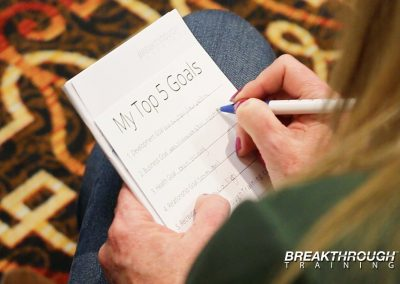 goal-setting-breakthrough-leadership-training-reno