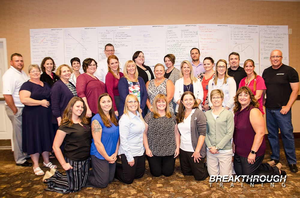 Montana Business Communication Skills Training EBMS