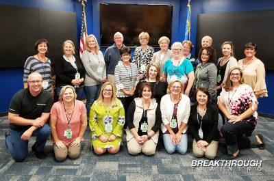Trauma Intervention Program Public Speaking Training