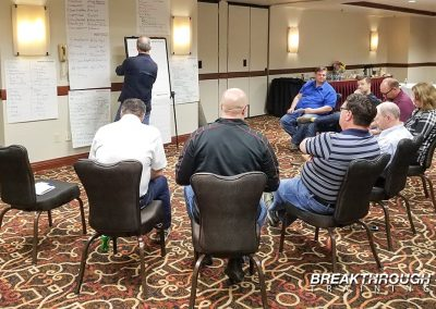 mcewen-mining-leadership-training-managers-breakthrough-circle-debrief