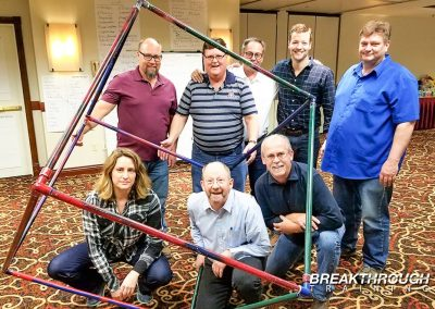 mcewen-mining-leadership-training-managers-breakthrough-cube