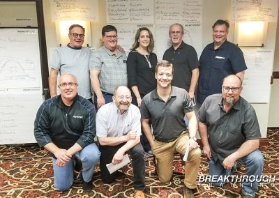 mcewen-mining-leadership-training-managers-breakthrough-team-photo