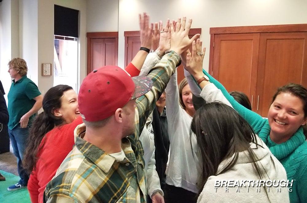Team Building Activities & Training Seminars | Breakthrough