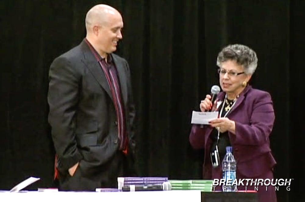 Keynote Speaker Programs | Breakthrough Training™