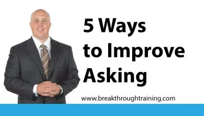 5 Traits to Improve the Power of Asking