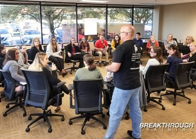 aureus-medical-team-building-training-prgram-omaha-nebraska-huddle-group-discussion