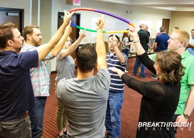 denver-leadership-training-breakthrough-pk-electrical-hula-hoop-team-activity