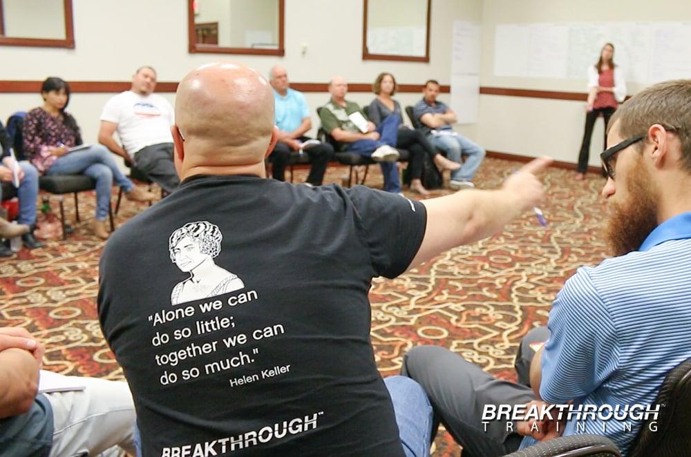 2 Day Breakthrough Training Reno