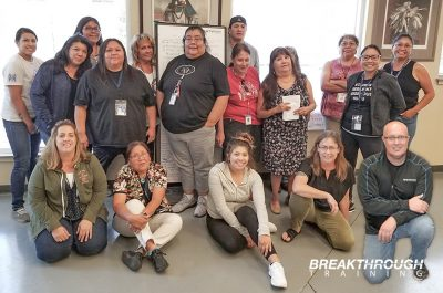 Reno Sparks Indian Colony Communication Skills Training